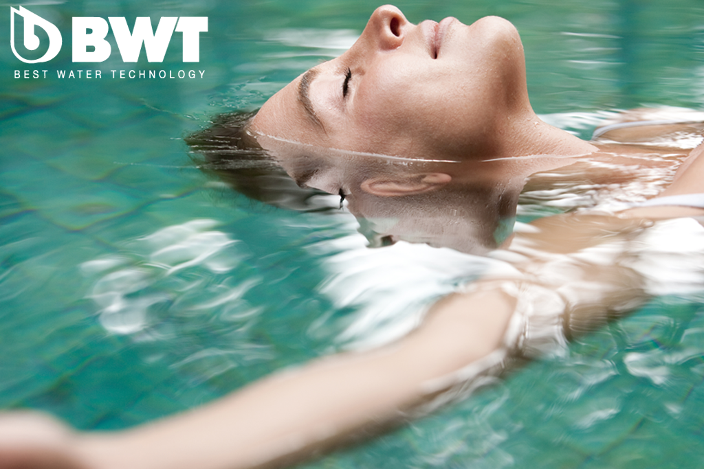 How to relax with Luxury Water. Tips to help you let go and relax